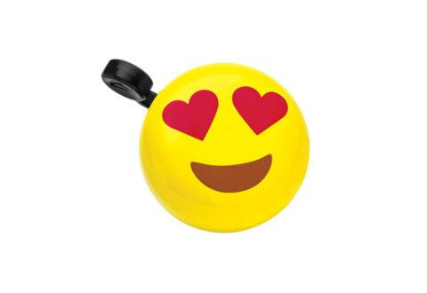 פעמון אלקטרה Domed Ringer צהוב Emoji