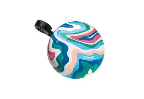 פעמון אלקטרה Domed Ringer צבעוני Swirl