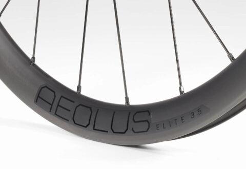 גלגלי כביש Bontrager Aeolus Elite 35 TLR Disc 7