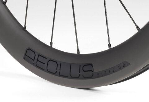 גלגלי כביש Bontrager Aeolus Elite 50 TLR Disc