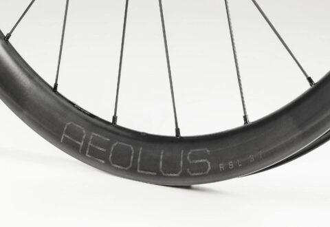 גלגלי כביש Bontrager Aeolus RSL 37 TLR Disc
