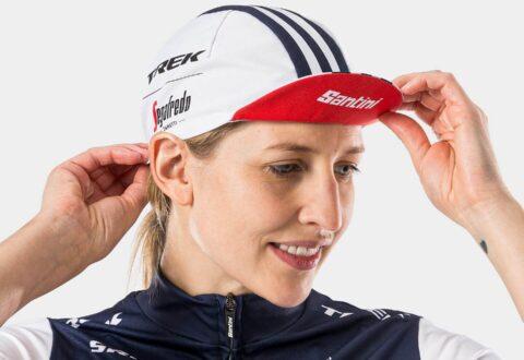 כובע רכיבה Santini Trek-Segafredo Team Cycling Cap