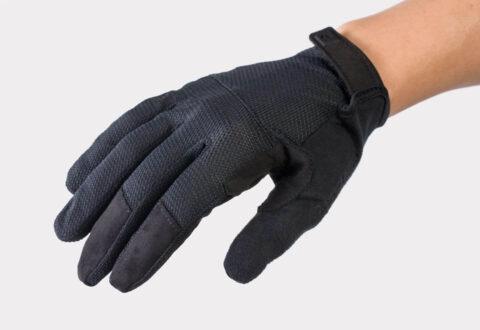 כפפות רכיבה ארוכות לנשים Bontrager Quantum Women's Full Finger V20