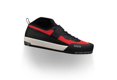 Fizik Gravita Tensor   Red Shoes 1 Mtb Dh Racing 24