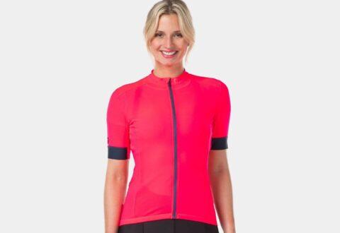 Bontrager Meraj Womens Jersey Pink (1)