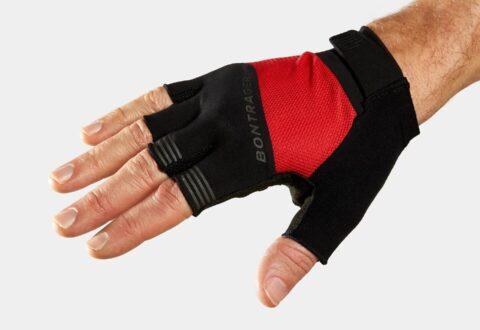 Circuit Glove Twin Gel Red 2