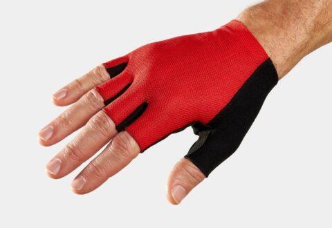 Solstice Flat Bar Glove Red (1)