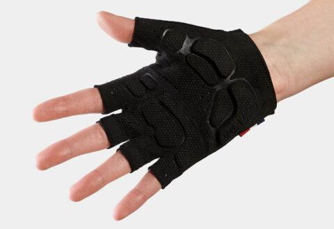 כפפות רכיבה קצרות לנשים Bontrager Velocis Women's  Dual Foam