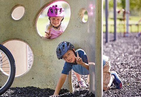 קסדות Bontrager לילדים