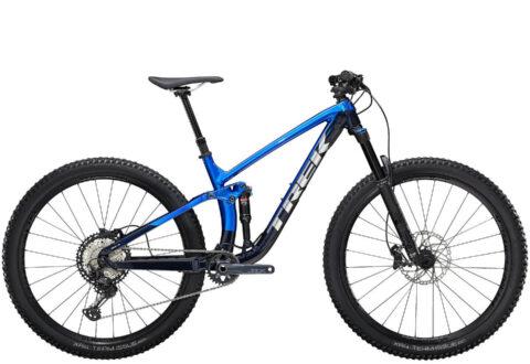 Fuel EX 8 XT 2022 Blue